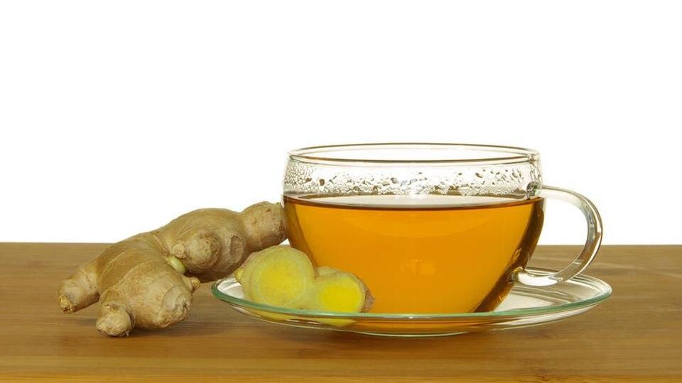 Tee Ingwer - tea ginger