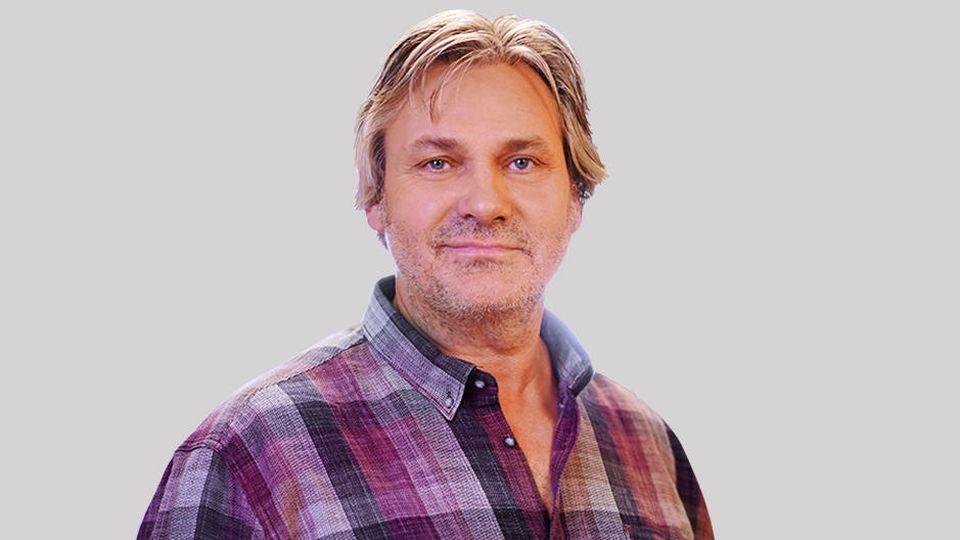 Mario Pokatzky spielt Bernd Richter