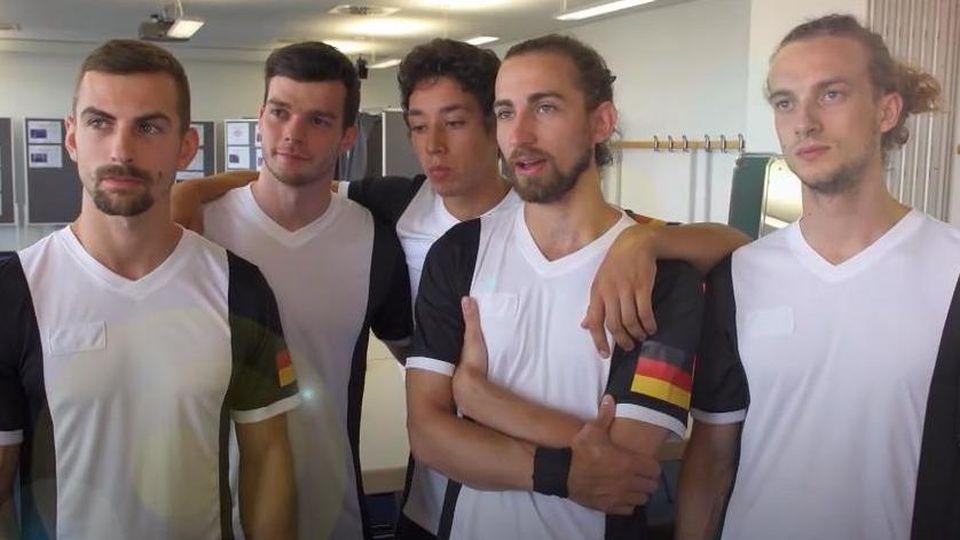 """Ninja Warrior Germany 2018: Beim """"4 Nationen Special"""" traten Top-Athleten aus Europa gegeneinander an"""