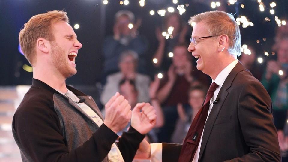 """Leon Windscheid ist der jüngste Millionär bei """"Wer wird Millionär?""""."""