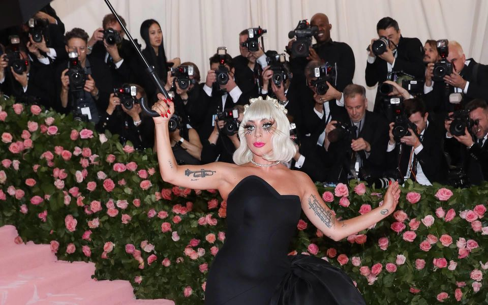 Make-up veränderte das Leben von Lady Gaga