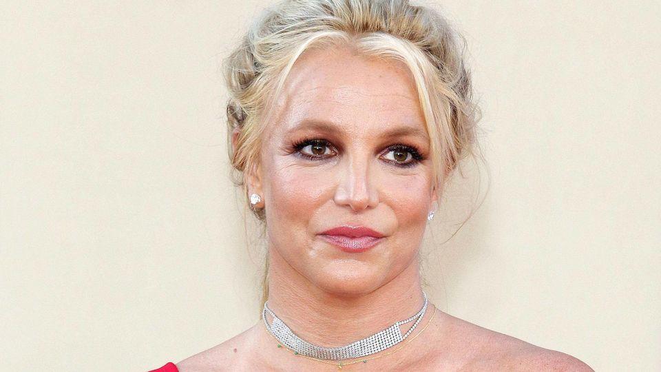 Britney Spears fühlt sich geschmeichelt, dass sich ihre Fans Sorgen machen