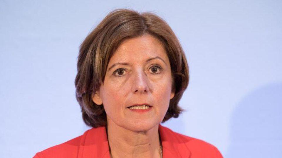 Malu Dreyer (SPD), Ministerpräsidentin von Rheinland-Pfalz. Foto: Soeren Stache/Archiv
