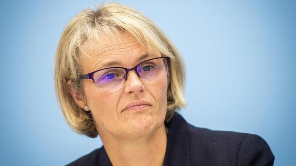 Anja Karliczek (CDU), Bundesministerin für Bildung und Forschung. Foto: Arne Immanuel Bänsch/dpa/Archivbild