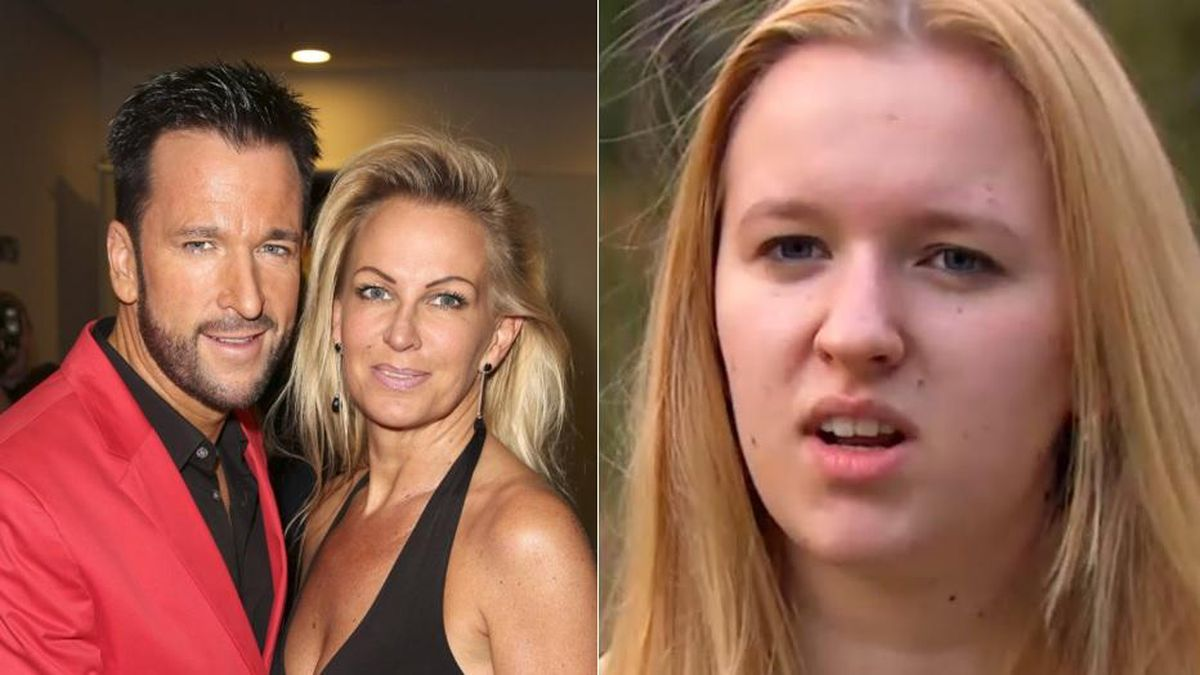 Claudia Norberg Michael Wendler Weshalb Tochter Adeline 17 Jetzt Der Boss Ist