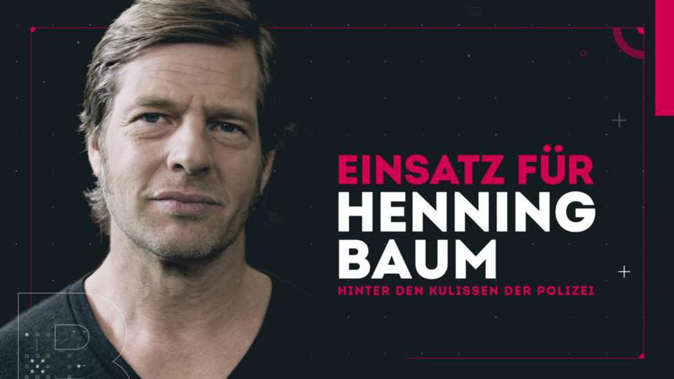 Einsatz für Henning Baum