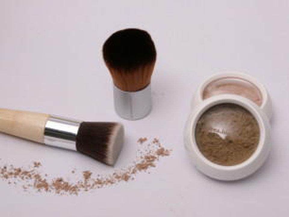 Andrea Biedermann: Mineral Make-up