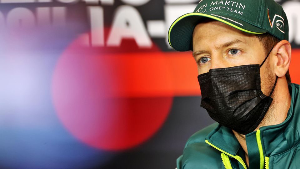 """Vettel: """"Es gibt gesellschaftsrelevante Dinge, vor denen auch der Sport die Augen nicht länger verschließen kann. 'Black Lives Matter' gehört dazu."""""""