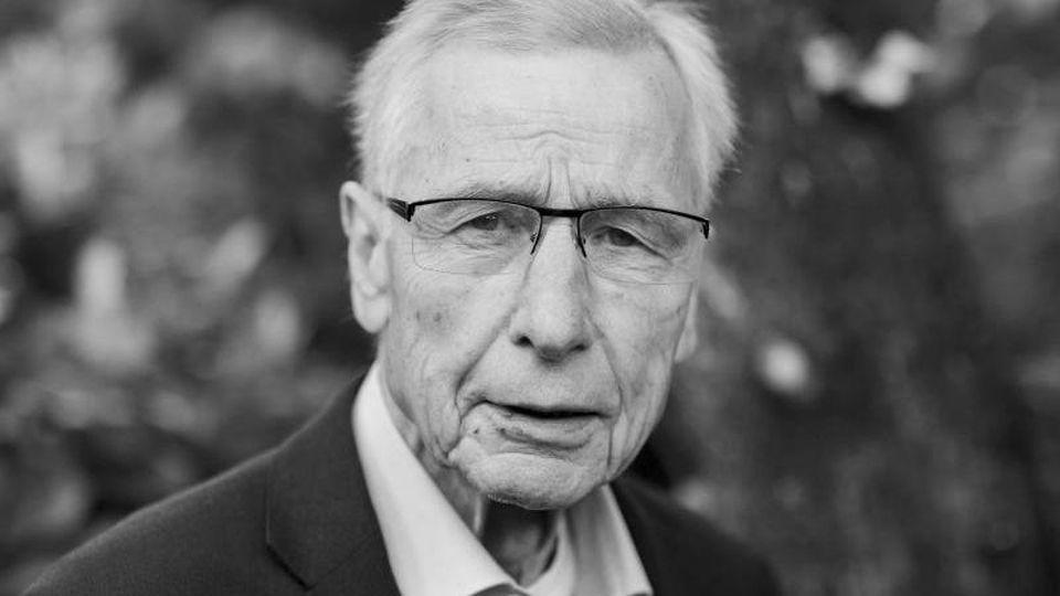 Ex-Wirtschaftsminister und NRW-Ministerpräsident Wolfgang Clement. Foto: Rolf Vennenbernd/dpa/Archivbild