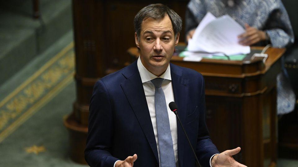 Alexander De Croo soll neuer Ministerpräsident von Belgien werden.