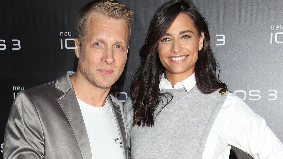 Oliver Pocher und Amira sind seit dem 19. Oktober verheiratet.