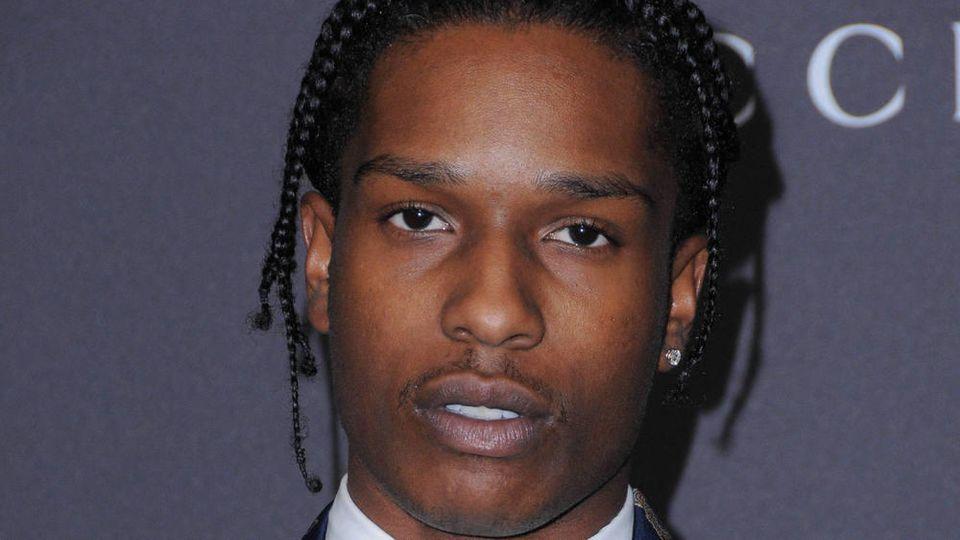 ASAP Rocky sitzt immer noch hinter schwedischen Gardinen