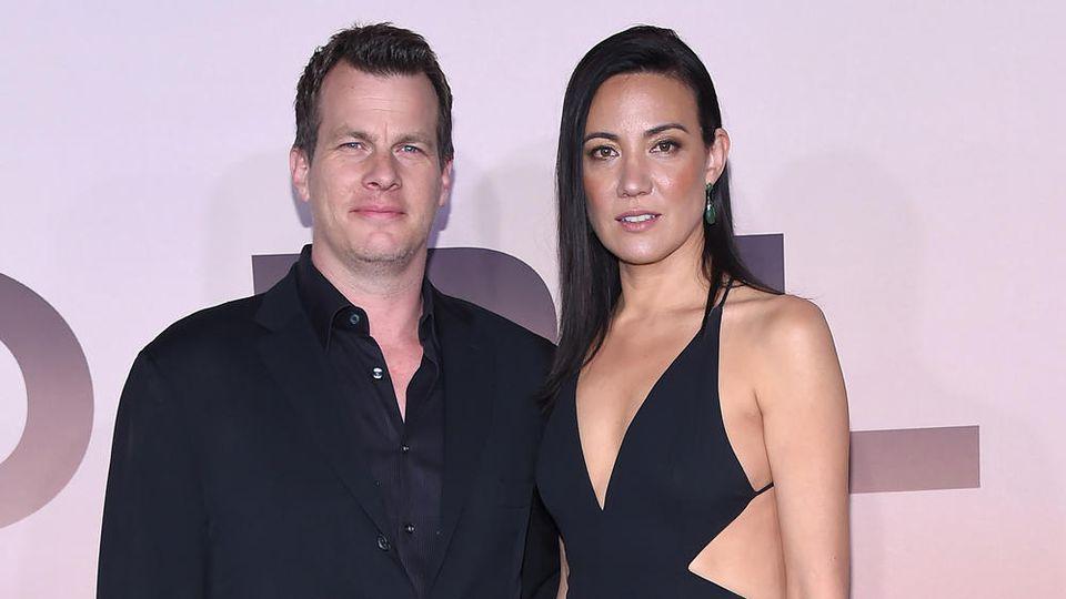 """Jonathan Nolan und Lisa Joy bei der Premiere der dritten Staffel von """"Westworld"""" im März 2020."""