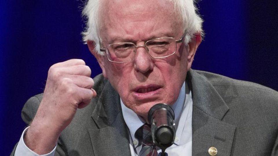 Er will es nochmal wissen: US-Senator Bernie Sanders. Foto: Alex Brandon/AP