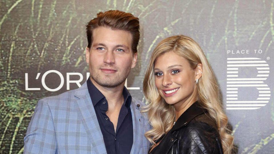 Raúl Richter und Vanessa Schmitt machten ihre Beziehung im März 2019 öffentlich.