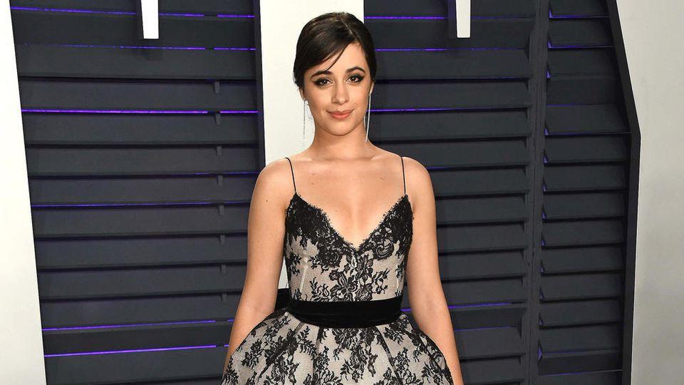 Camila Cabello soll sich von ihrem Freund getrennt haben