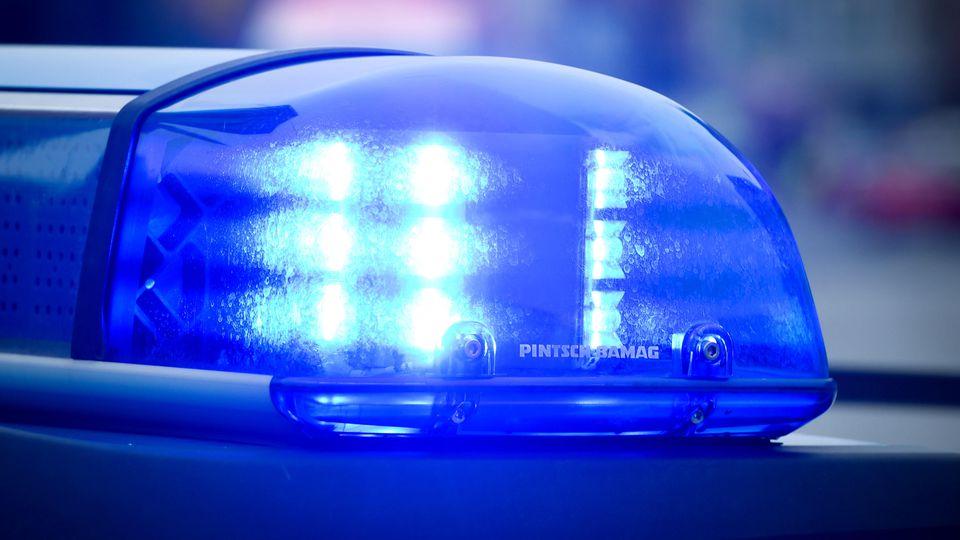 Großer Polizei-Einsatz am Montagabend in Celle (Niedersachsen).