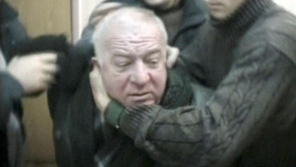Russische Ex-Spion Sergej Skripal