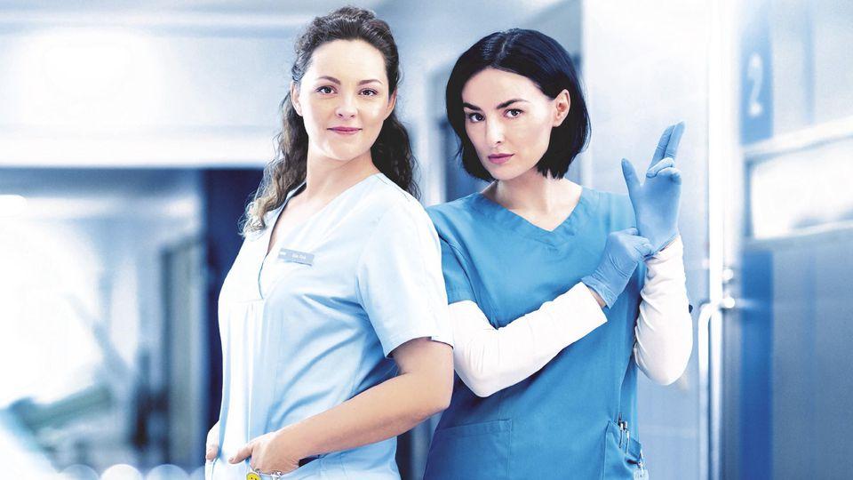 """Am 30. April 2019 startet mit """"Nachtschwestern"""" eine neue Medical-Serie bei RTL."""