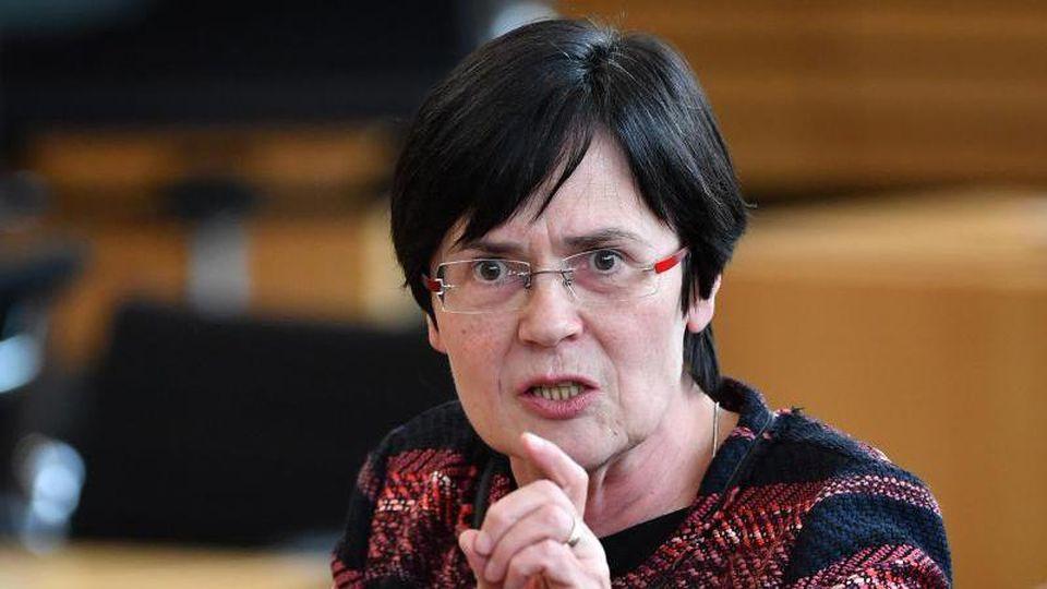 Christine Lieberknecht, CDU-Abgeordnete und ehemalige Ministerpräsidentin. Foto: Martin Schutt/dpa-Zentralbild/dpa/Archiv