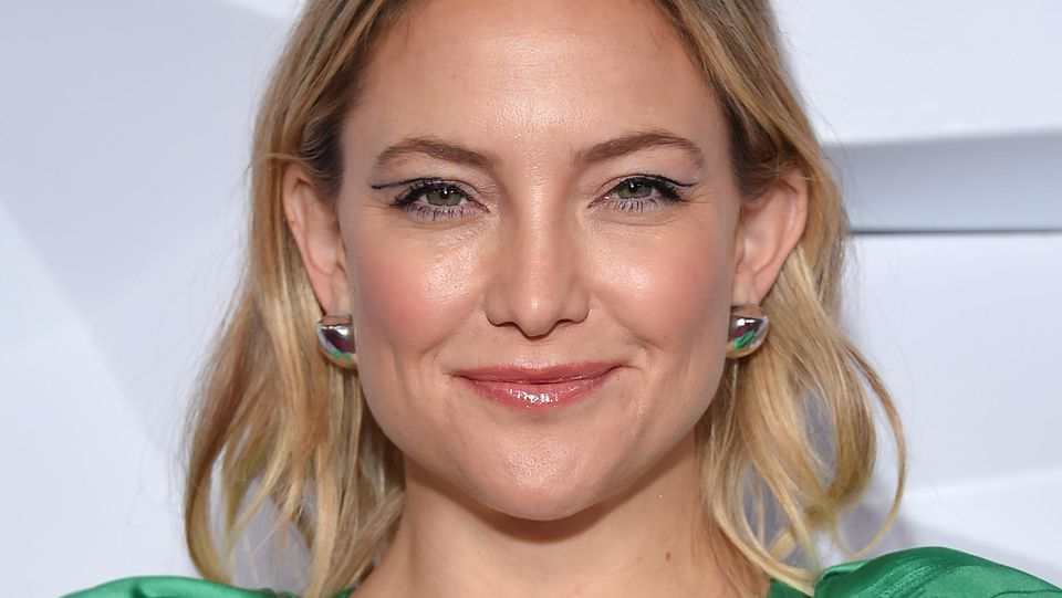 Kate Hudson ist stolz wie Bolle.
