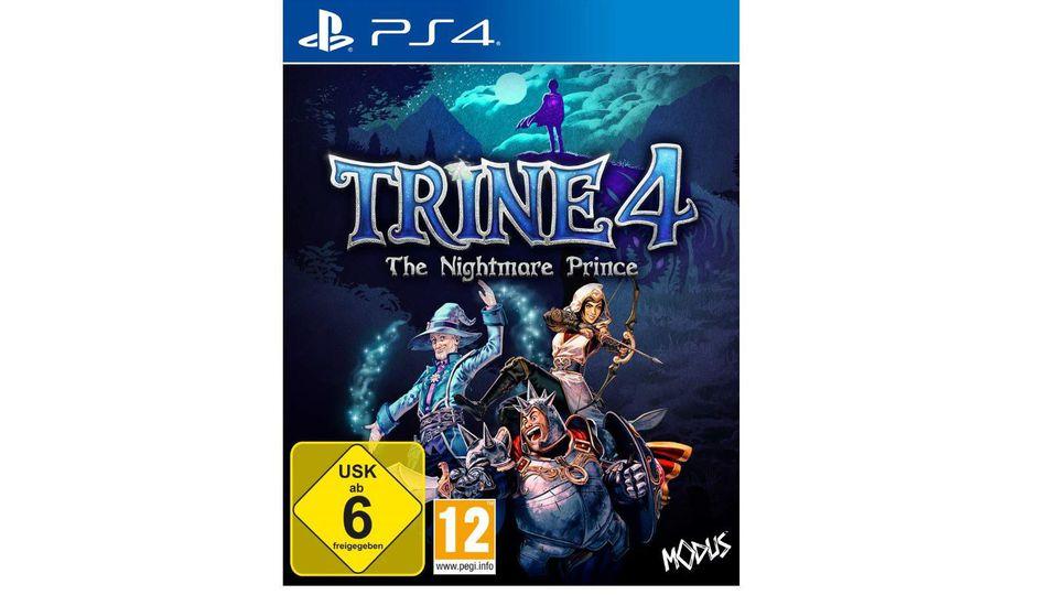 Trine 4 Game