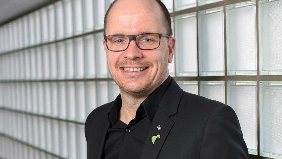 Dirk Bingener, Bundespräses des Bundes der Deutschen Katholischen Jugend (BDKJ). Foto: Christian Schnaubelt/BDKJ-Bundesstelle/Archivbild