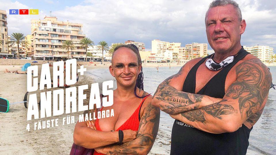 Caro und Andreas – 4 Fäuste für Mallorca