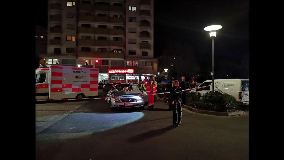 Schießerei in Hanau