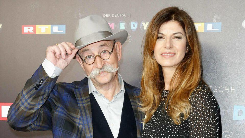 Horst Lichter und seine Ehefrau Nada im Jahr 2019