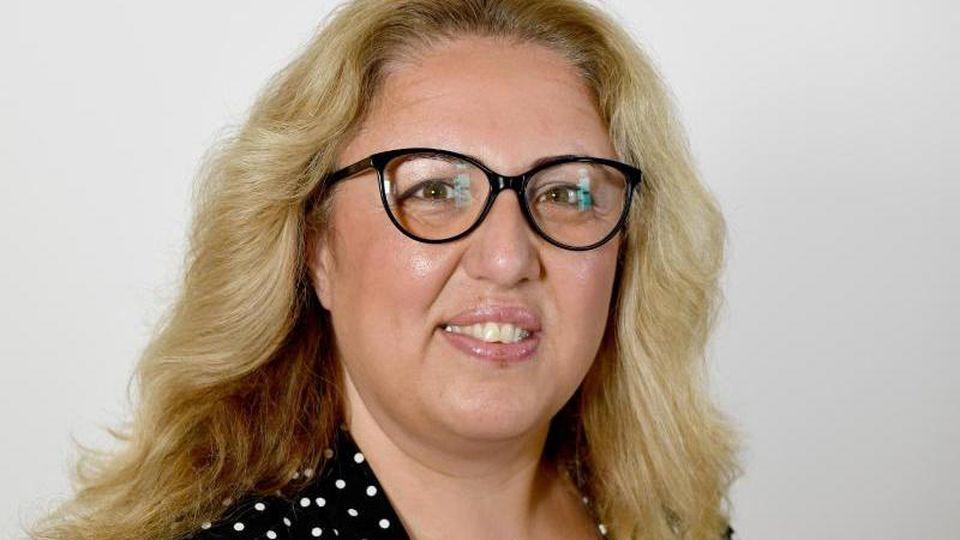 Özlem Ünsal (SPD), Abgeordnete im Landtag von Schleswig-Holstein. Foto: Carsten Rehder/dpa