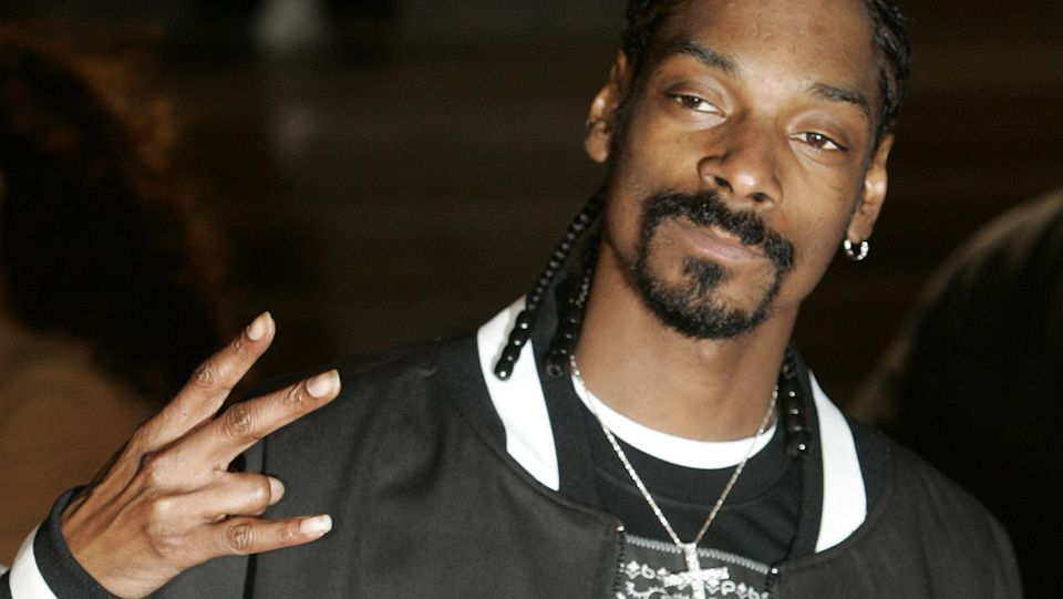 Snoop Dogg ist ein stolzer Opa.