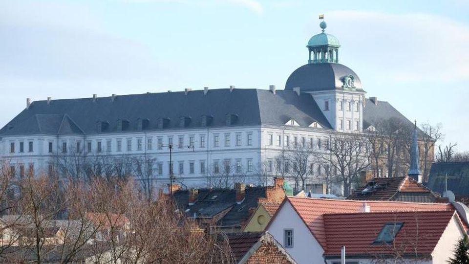 Das Schloss Neu-Augustusburg
