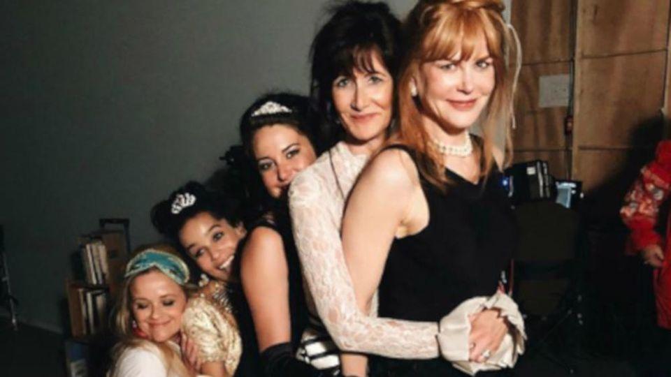 Dieses lustige Gruppenfoto postete Reese Witherspoon
