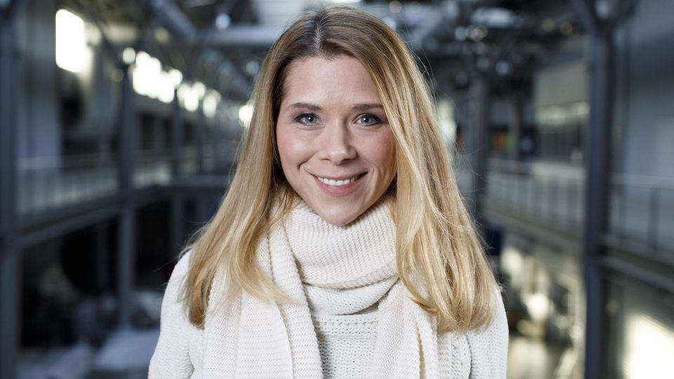 Tanja Szewczenko hat mit ihren Zwillingen einen neuen Meilenstein erreicht.