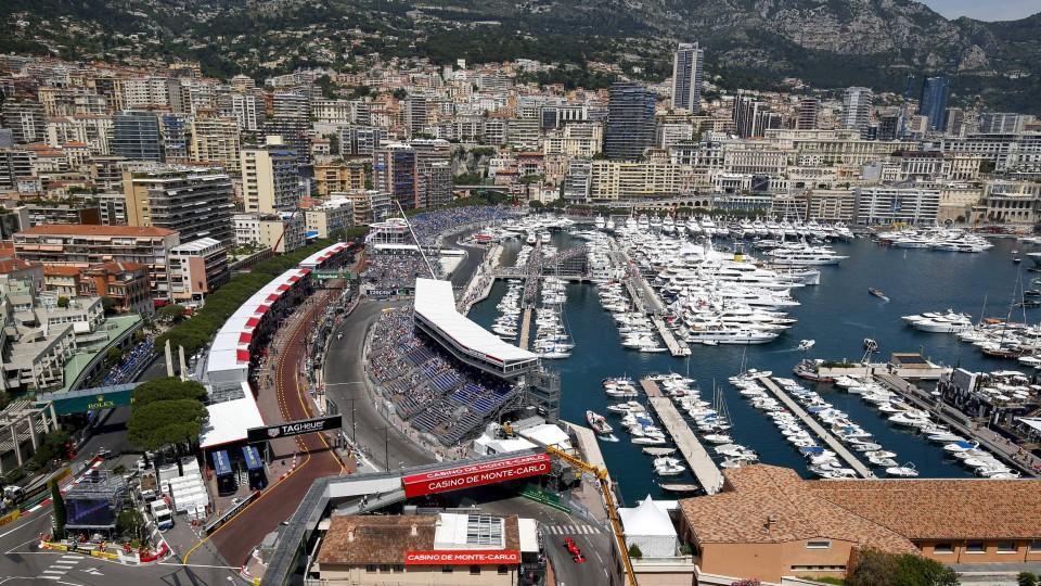 Motorsports: FIA Formula One World Championship WM Weltmeisterschaft 2018, Grand Prix of Monaco, 5 Sebastian Vettel (GER, Scuderia Ferrari), Monte Carlo Monaco