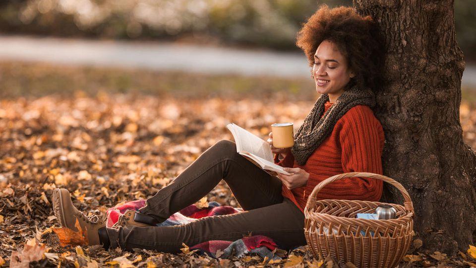 Es gibt jede Menge Gründe, sich auf den Herbst zu freuen.