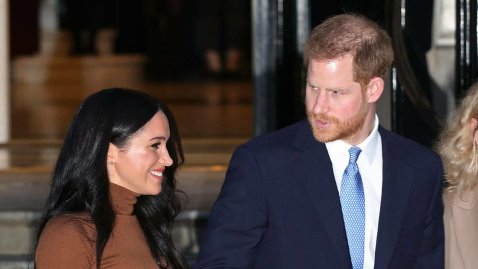 Herzogin Meghan und Prinz Harry hätten angeblich schon vor ihrer Hochzeit auf ihre royalen Titel verzichten können