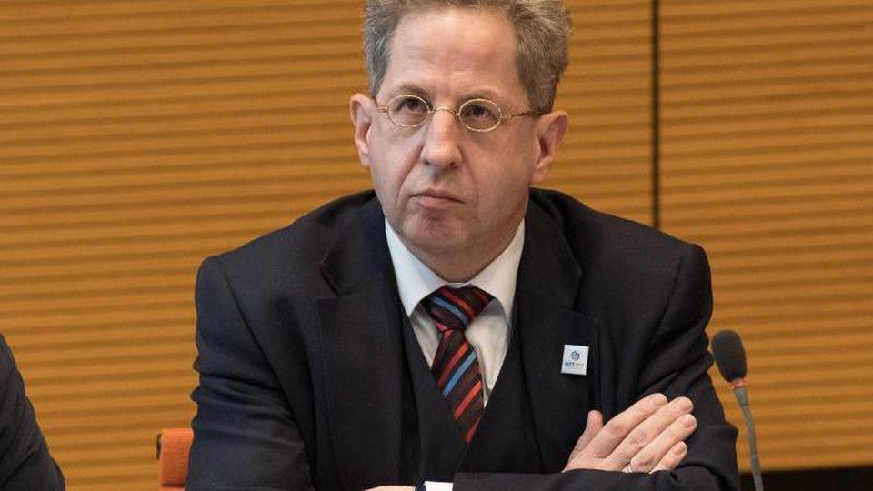 Der ehemalige Verfassungsschutzchef Hans-Georg Maaßen. Foto: Jörg Carstensen