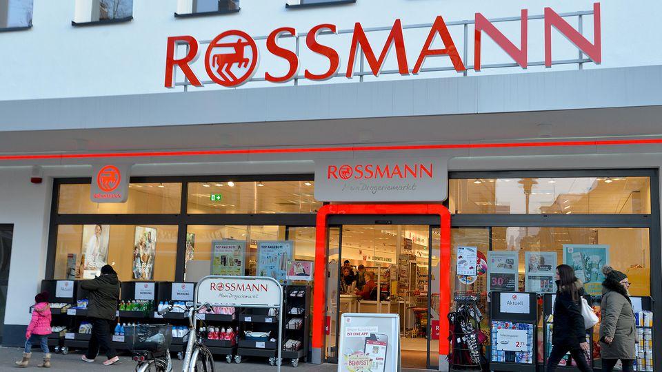 Rossmann setzt auf Nachhaltigkeit.