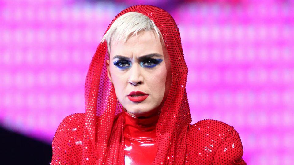 Sängerin Katy Perry sieht sich Anschuldigungen der Urheberrechtsverletzung gegenüber