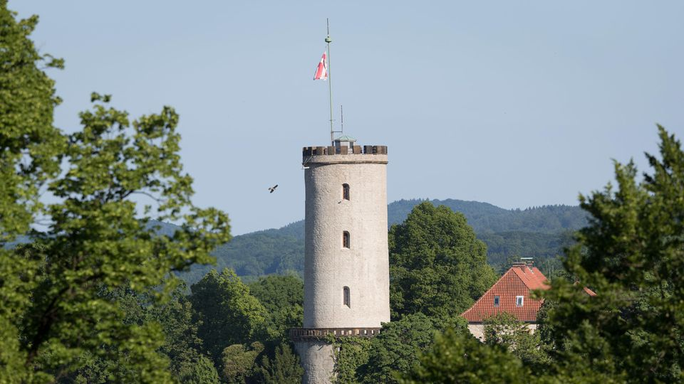 Eine Million Euro sind für den Beweis der Bielefeld-Verschwörung ausgelobt.