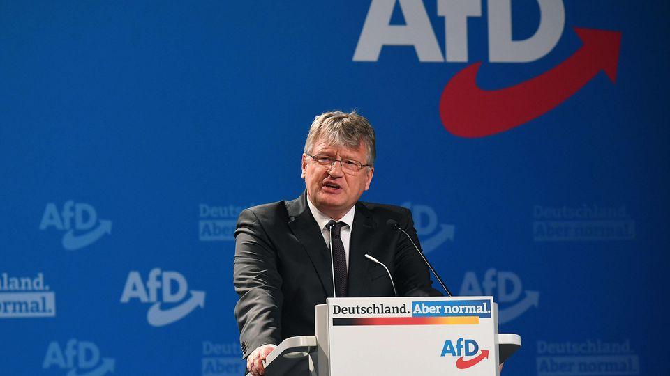 Alice Weidel wollte sich an diesem Samstag nicht als Kandidatin für die Bundestagswahl aufstellen lassen