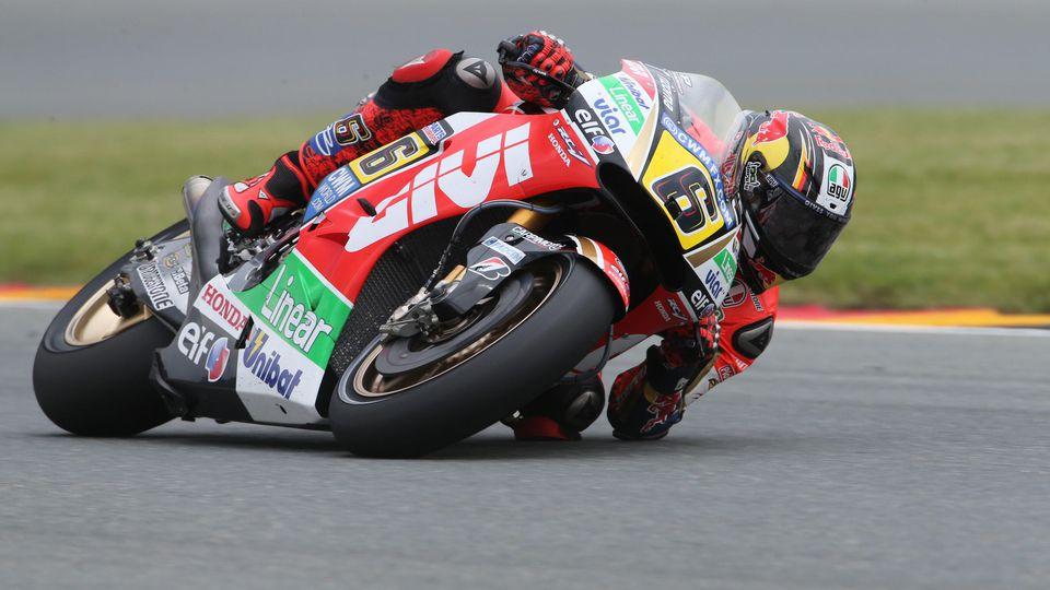 Motorrad-Grand Prix Deutschland - MotoGP