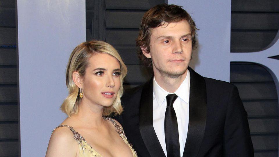 Emma Roberts und Evan Peters führen seit 2012 eine On-Off-Beziehung