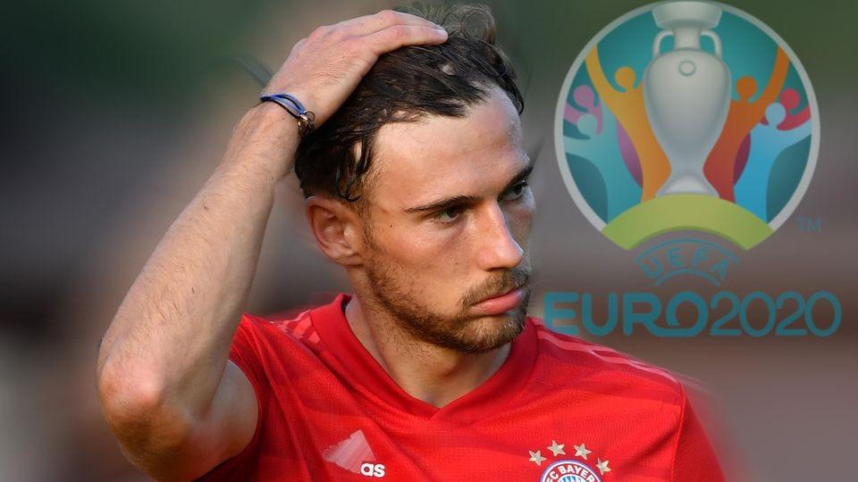 Leon Goretzka droht den EM-Auftakt der DFB-Elf gegen Frankreich zu verpassen