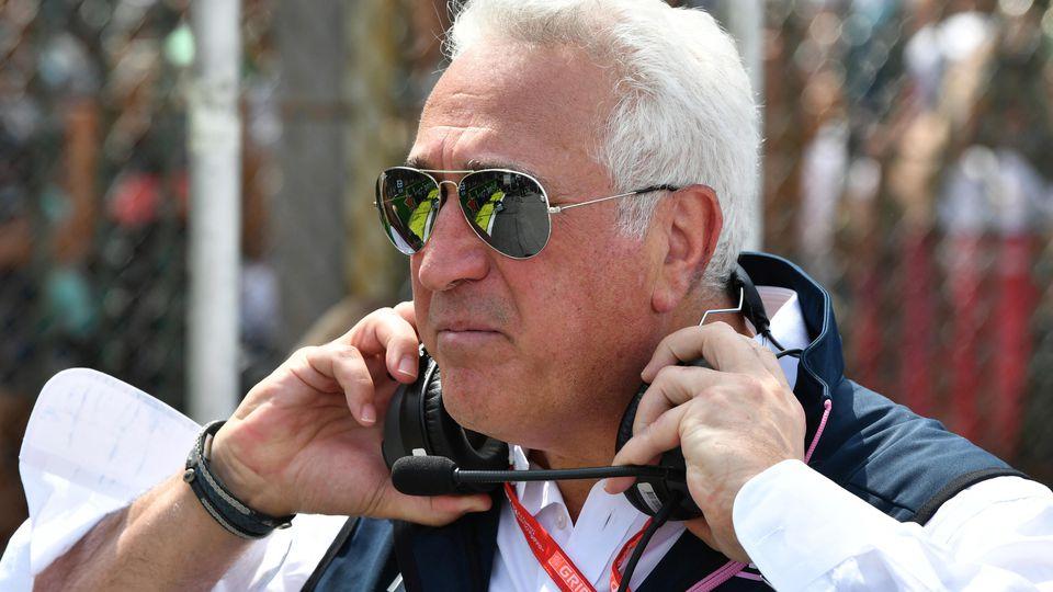 Lawrence Stroll hat sich erst 2020 bei Aston Martin eingekauft