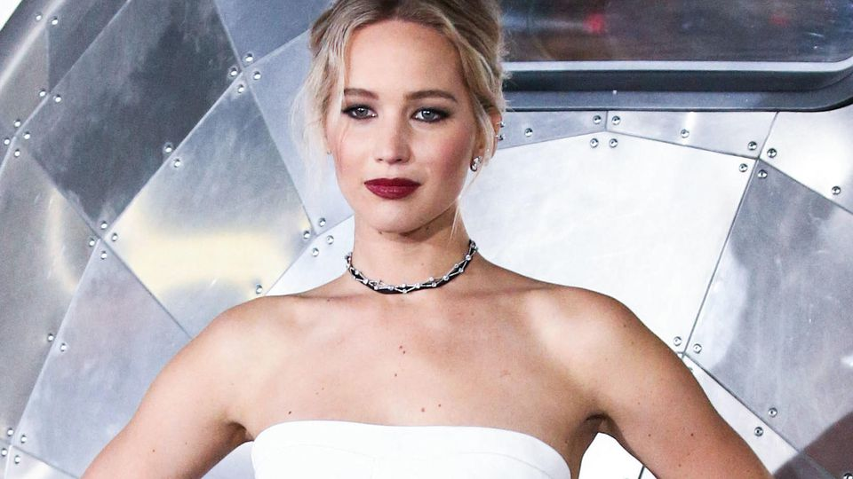 Jennifer Lawrence hat am Wochenende ihren Partner Cooke Maroney geheiratet.