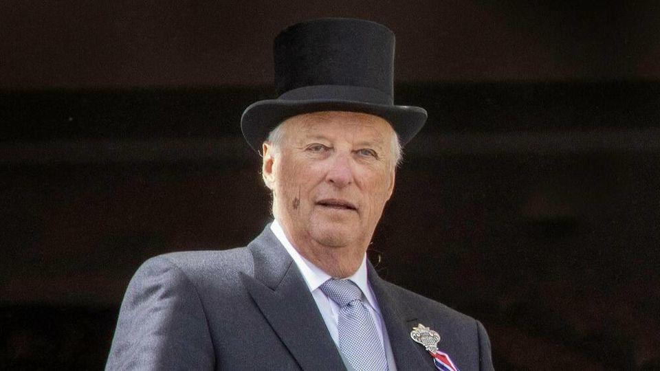 König Harald im vergangenen Jahr in Oslo