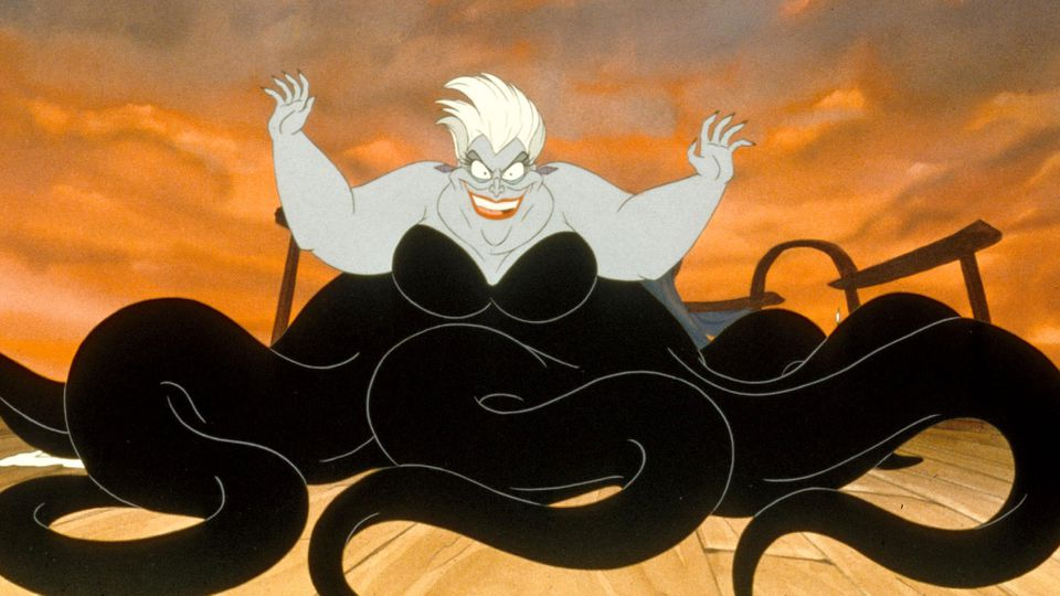 "Ursula ""Little Mermaid"" Disney"